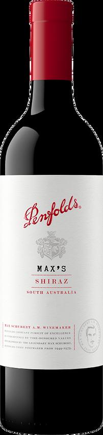 2017 Penfolds Max's South Australia Shiraz