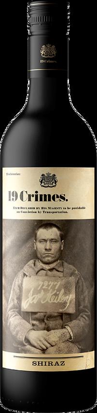 2019 19 Crimes Shiraz 750
