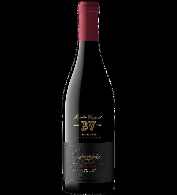 2018 Beaulieu Vineyard Reserve Carneros Pinot Noir Bottle Shot