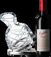 2013 Penfolds Grange bottle and Saint Louis Decanter, image 2
