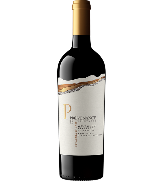 2016 Provenance Vineyards Wildwood Vineyard Rutherford Cabernet Sauvignon
