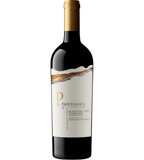 2016 Provenance Vineyards Sleeping Lady Vineyard Yountville Cabernet Sauvignon