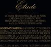 2017 Etude Grace Benoist Ranch Carneros Blanc de Noirs Back Label, image 3