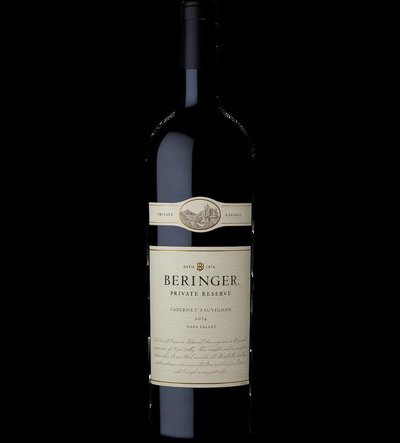 2014 Beringer Private Reserve Napa Valley Cabernet Sauvignon Magnum