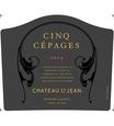 2014 Chateau St. Jean Cinq Cepages Red Blend, image 2
