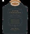 2016 Chateau St. Jean Cinq Cepages Front Label, image 2