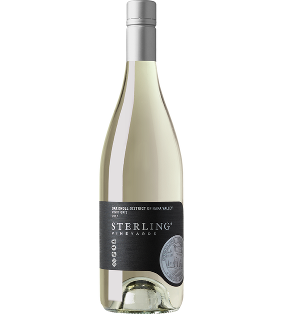 2017 Sterling Vineyards Oak Knoll Pinot Gris