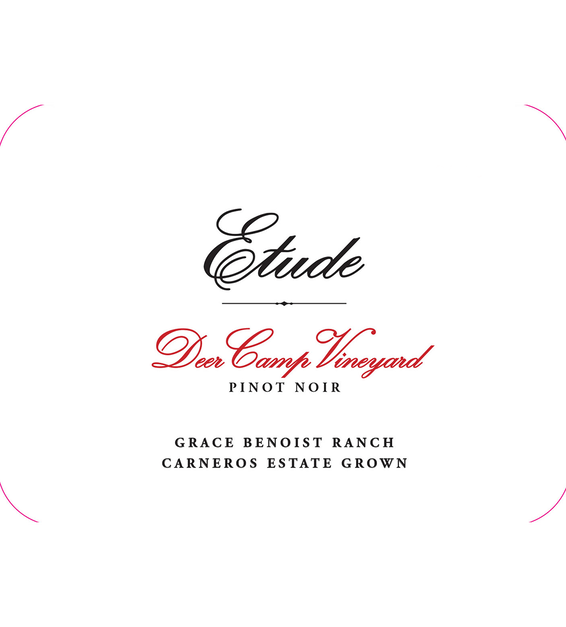 2015 Deer Camp Vineyard Pinot Noir