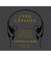 2013 Chateau St. Jean Cinq Cepages Red Blend Sonoma County Magnum