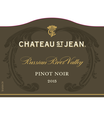 2015 Chateau St. Jean Russian River Valley Pinot Noir Front Label