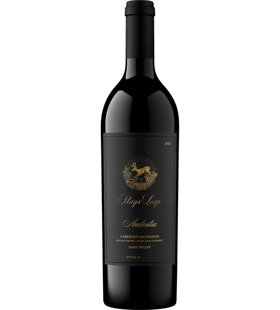 2015 Stags' Leap Audentia Estate Grown Napa Valley Cabernet Sauvignon