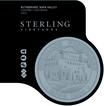 2016 Sterling Vineyards Rutherford Cabernet Sauvignon Front Label, image 2