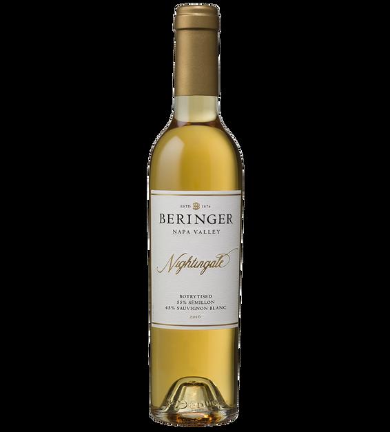 2016 Beringer Nightingale Napa Valley Semillon Sauvignon Blanc Bottle Shot