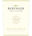 2016 Beringer Steinhauer Ranch Howell Mountain Cabernet Franc Front Label, image 2