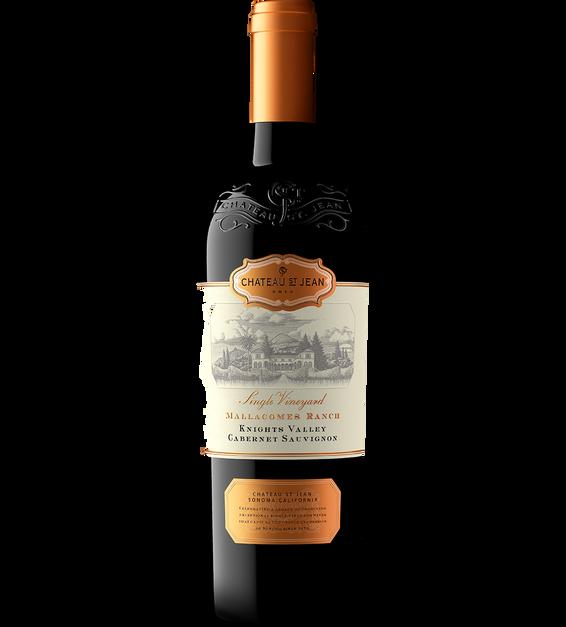 2016 Chateau St. Jean Mallacomes Vineyard Knights Valley Cabernet Sauvignon
