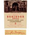 2017 Beringer Brothers Bourbon Barrel Aged Chardonnay Back Label, image 2
