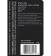 2017 Sterling Vineyards Vintner's Collection California Merlot Back Label