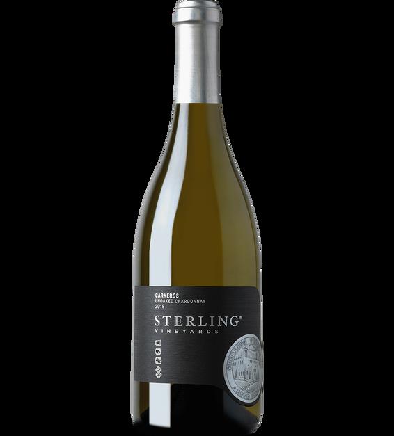 2018 Sterling Vineyards Unoaked Carneros Chardonnay