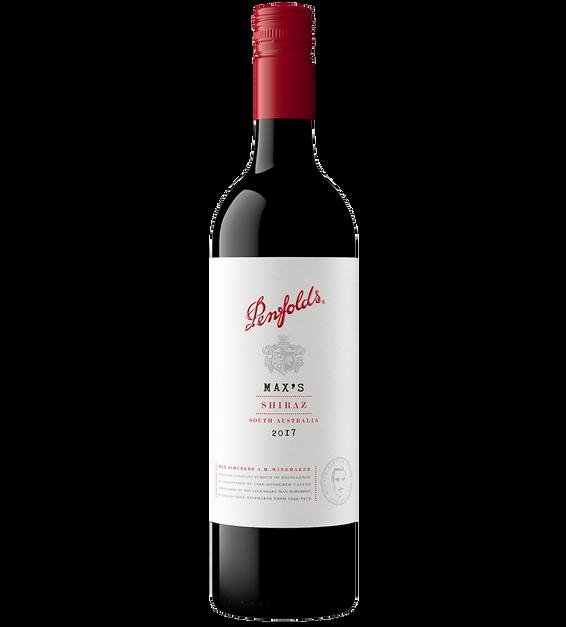 2017 Penfolds Max's South Australia Shiraz Bottle Shot