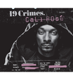 2020 19 Crimes Snoop Dogg Cali Rose label, image 3
