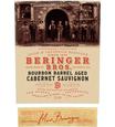 2017 Beringer Brothers Bourbon Barrel Aged Cabernet Sauvignon Front Label, image 3