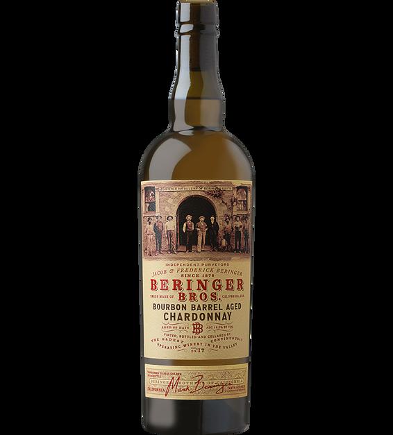 2017 Beringer Brothers Bourbon Barrel Aged Chardonnay