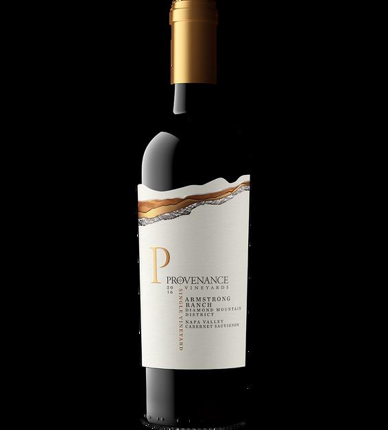 2016 Provenance Vineyards Armstrong Ranch Vineyard Diamond Mountain Cabernet Sauvignon
