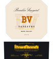 2015 Beaulieu Vineyard Reserve Tapestry Napa Valley Red Blend Front Label, image 2