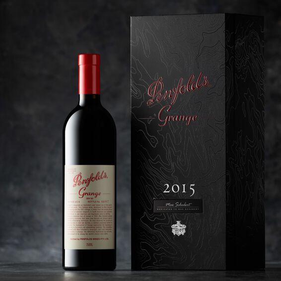2015 Penfolds Grange Shiraz with Gift Box