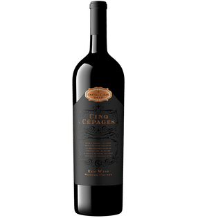 2017 Cinq Cepages Red Blend Magnum