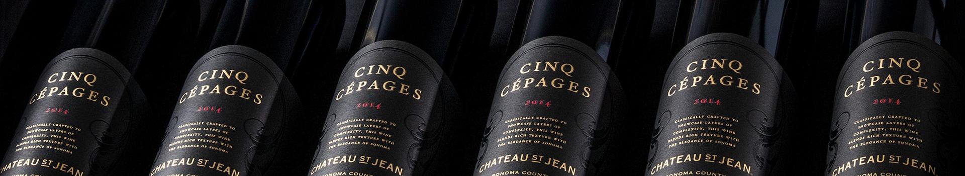 Chateau St. Jean Cinq Cépages