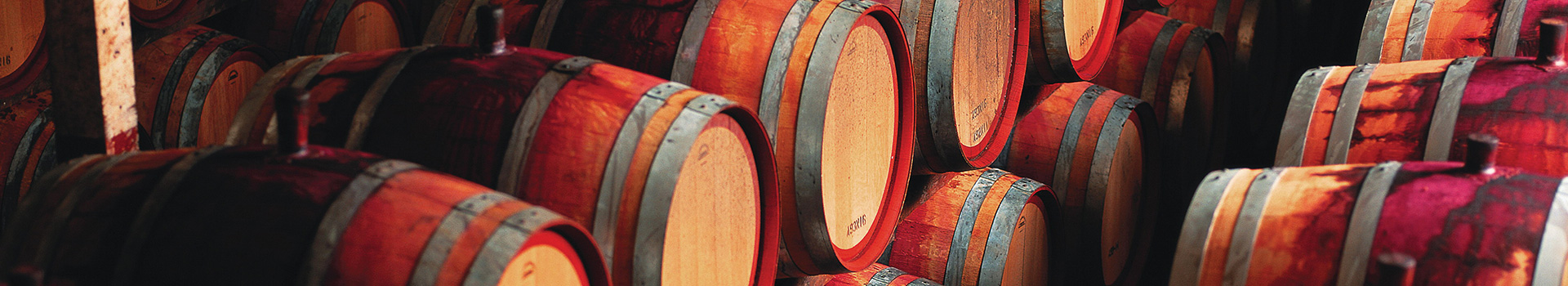 Penfolds Oak Wine Barrels