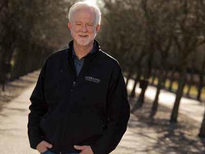 Winemaker Harry Hansen